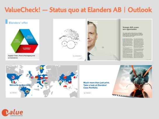 Value Check Elanders AB 2014.001