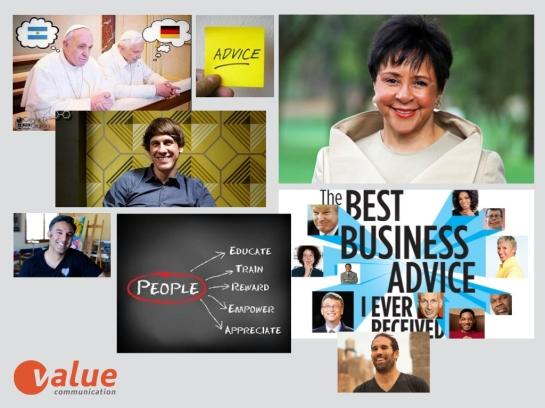 ValueCheck! Best Biz Advice ever 2014.001