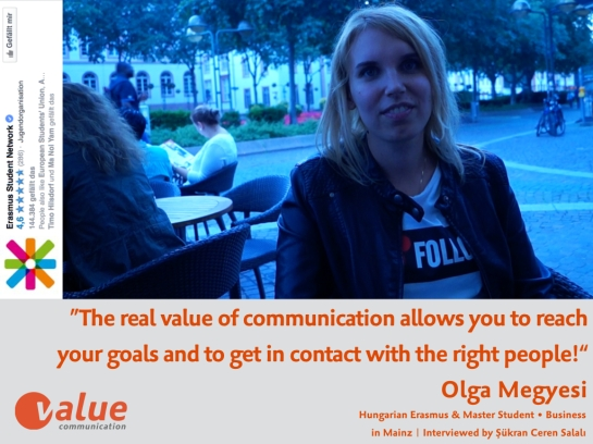ValueTalk! —What is the real value of communication ERASMUS students.004