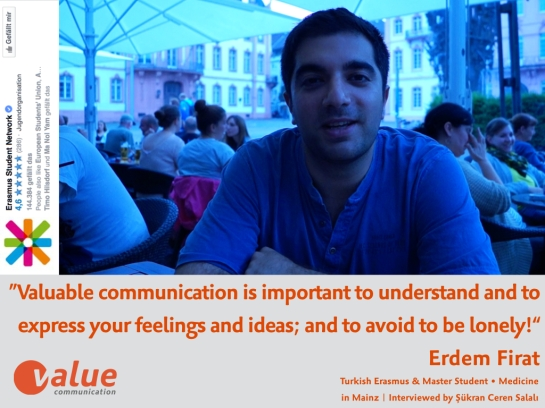 ValueTalk! —What is the real value of communication ERASMUS students.006