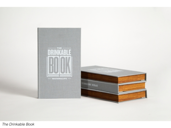 Drinkable Book 2015