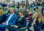 Jury und Vorstandsmitglieder Dietmar Gross, Susanne Mull, Dagmar Ropertz. Foto: Klaus Benz