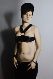 Anna Grau: Lilith 2, Öl/Leinwand, 100x140 cm
