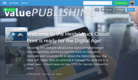 01-drupa2016 ValuePublishing Storify Heideldruck Press Conference 02-2014